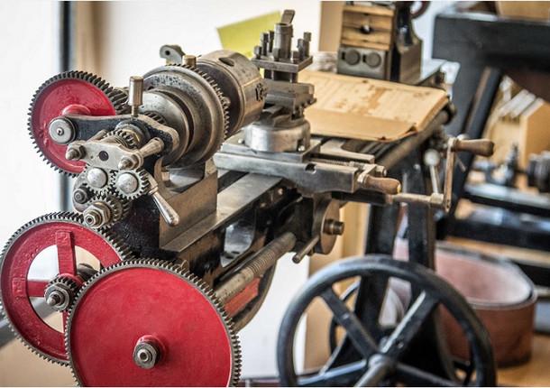 В Туле открыли музей станка