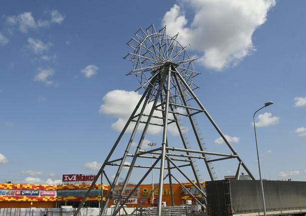 В Туле будет новое колесо обозрения